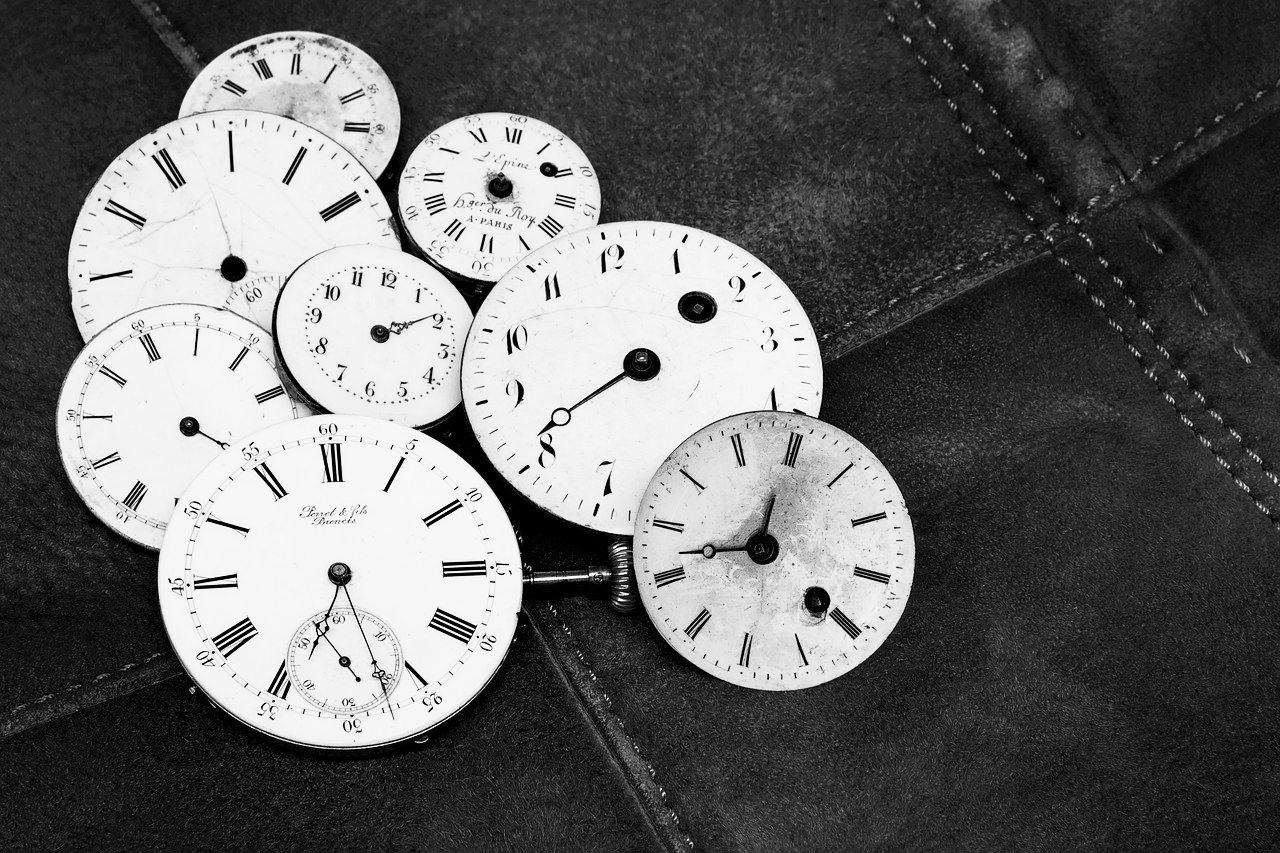 Il tempo non esiste - Divenire Magazine