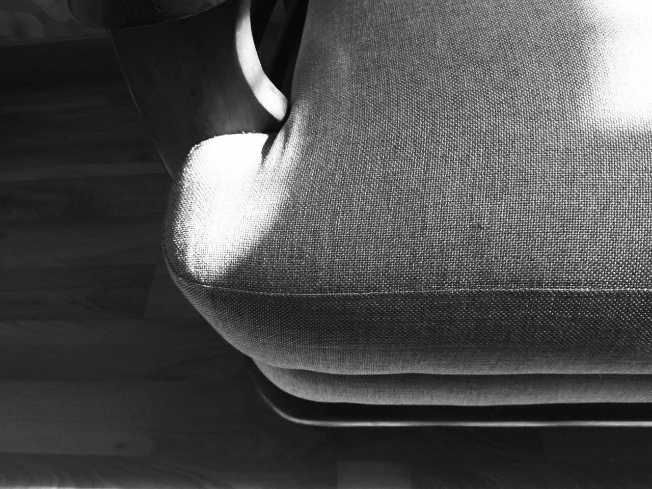 Il divano nella mia stanza. L'anima delle cose.